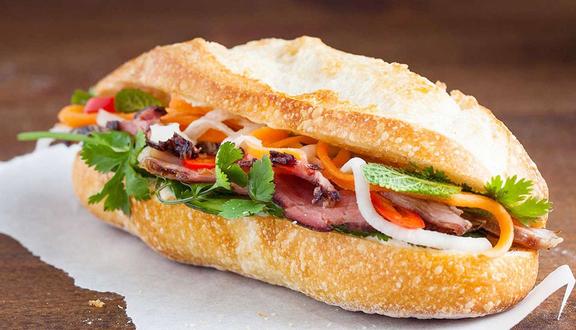 Bánh Mì Ông Mập - Phan Văn Trị
