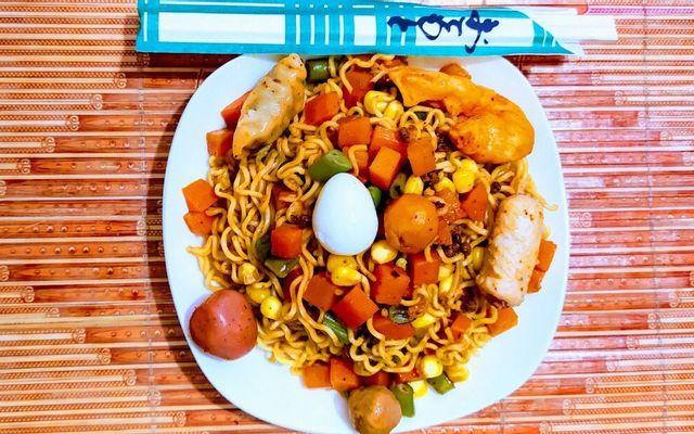 Đức Food - Mì Trộn Indomie Online - Kim Giang
