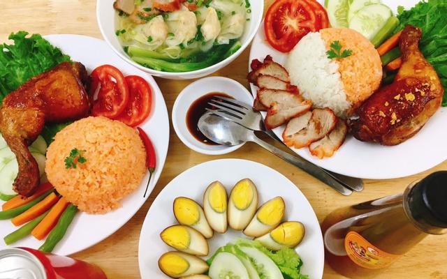 Chicken Now - Cơm Gà Singapore