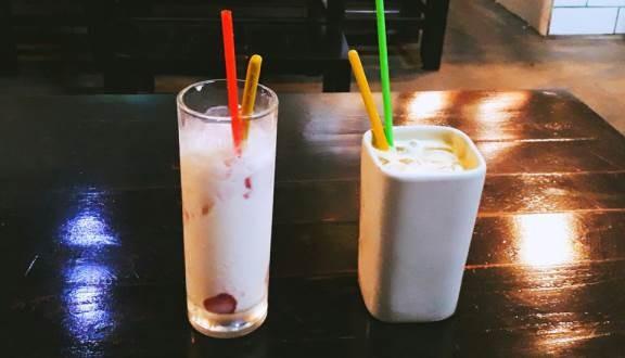 Cha Heo - Sữa Gạo & Trà Sữa - Man Thiện