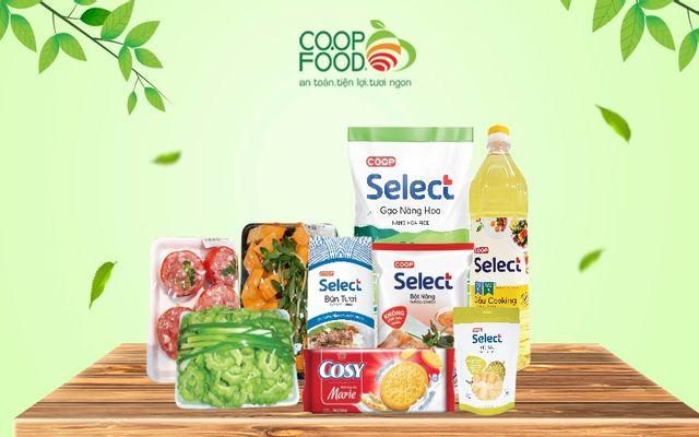 Co.op Food - KCN Tây Bắc
