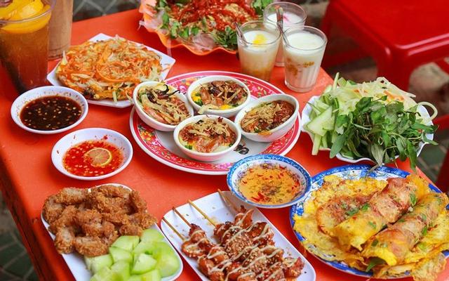Quán Khánh - Bánh Ép Huế & Ăn Vặt - Nguyễn Hữu Thọ