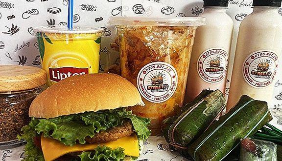 Street Hamburger - Sinh Tố, Coffee & Tea