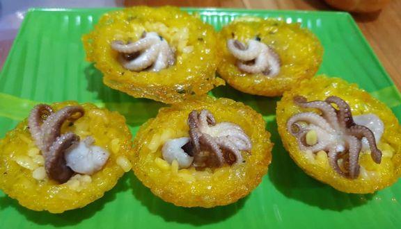 Bánh Xèo & Bánh Khọt Rau Rừng Cây Sung
