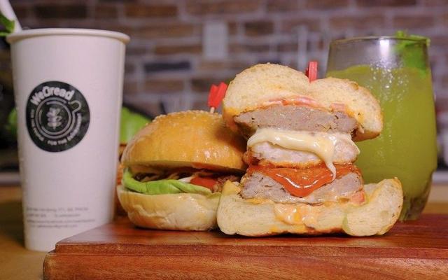 WeBread - Bánh Mì & Nước Giải Khát