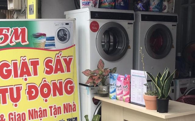 Giặt Sấy Tự Động 5M