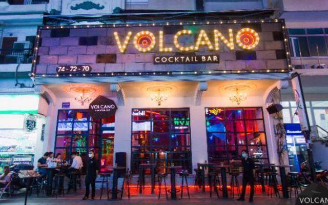 Volcano Cocktail Bar