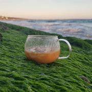 Uống cà phê ngắm biển. Đặc biệt có món pancake chảo làm tại chỗ  @ Quầy cà phê Muine Specialty Coffee (cà phê rang xay)