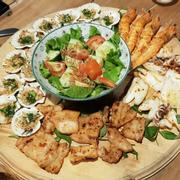 BBQ Seafood combo 4pax @ Mot Nang