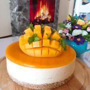 Bánh ngọt :Mango mousse