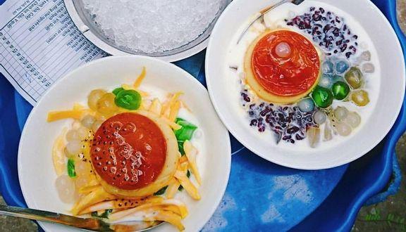 Ngọc Thạch Quán - Sữa Chua & Caramen - Xuân Đỉnh