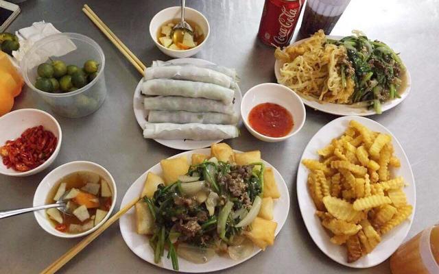 Phở Cuốn Hương Mai - Nguyễn Khắc Cần