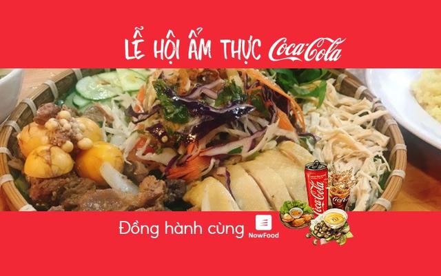 FoodFest - Con Gà Mái - Cơm Gà Phú Yên - Quang Trung - NowFoodxCoca-Cola