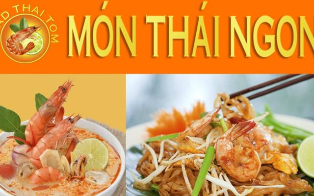 Pad Thái Tôm - Món Thái Ngon - Shop Online