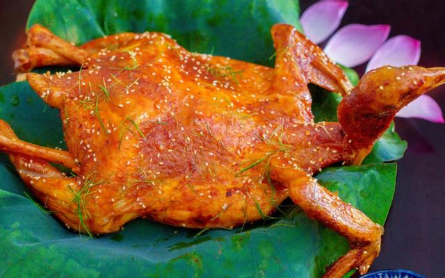 Kampot - Gà Nướng & Vịt Nướng - Cách Mạng Tháng 8