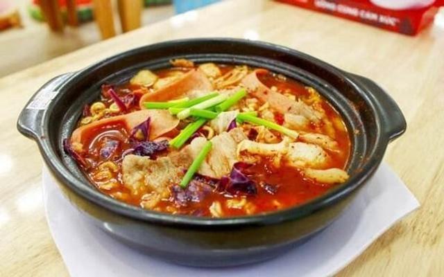 Andy Quán - Ăn Vặt Hàn Quốc