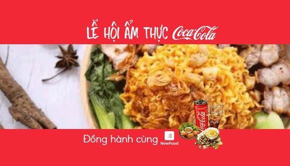 FoodFest - Mì Trộn Tên Lửa - Cách Mạng Tháng 8 - NowFood x Coca