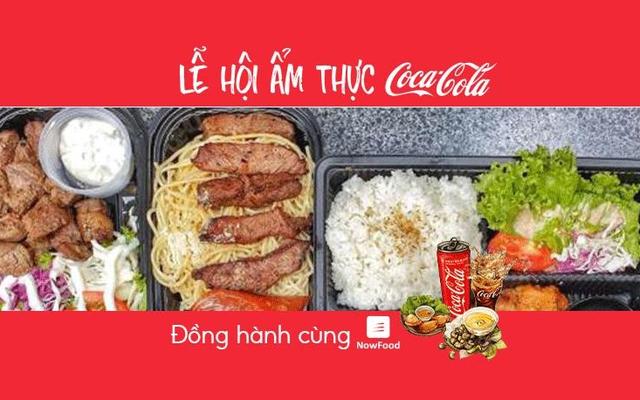 FoodFest - Beno - Mì Ý, Steak, Spaghetti, Bò Mỹ - Bùi Văn Thêm - NowFood x Coca