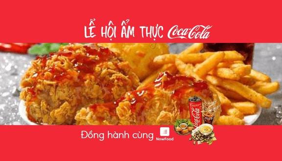 FoodFest - Gà Rán Popeyes - Gò Dầu - NowFood x Coca