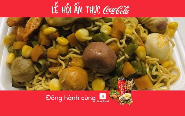 FoodFest - Đức Food - Mì Trộn Indomie Online - Kim Giang - NowFoodxCoca-Cola