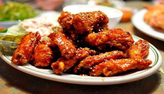Hao House Chicken - Gà Sốt Chua Cay