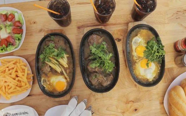 Bami Cô Bống - Bánh Mì Chảo & Pate Chiên - Lê Hồng Phong
