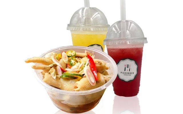 Piscorner - Ăn Vặt & Đồ Uống - Shop Online
