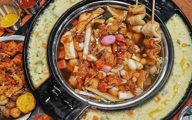 Dookki Việt Nam - Lẩu & Buffet Tokpokki - Vincom Bà Triệu