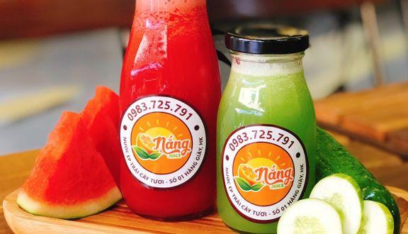 Nắng Juice - Nước Ép & Trà Trái Cây