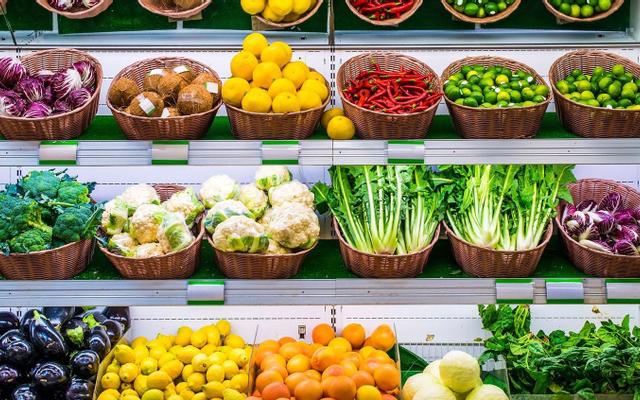 Cooky Market - Fresh Trái Cây & Món Tươi Sống