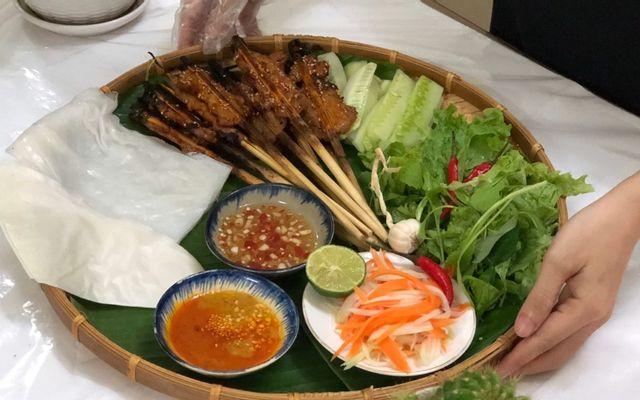 Gánh Nướng Hội An - Thịt Nướng & Nem Lụi