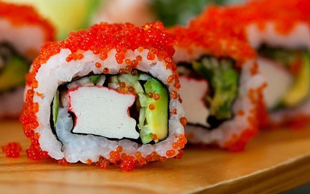 Tiệm Sushi Bà Mập