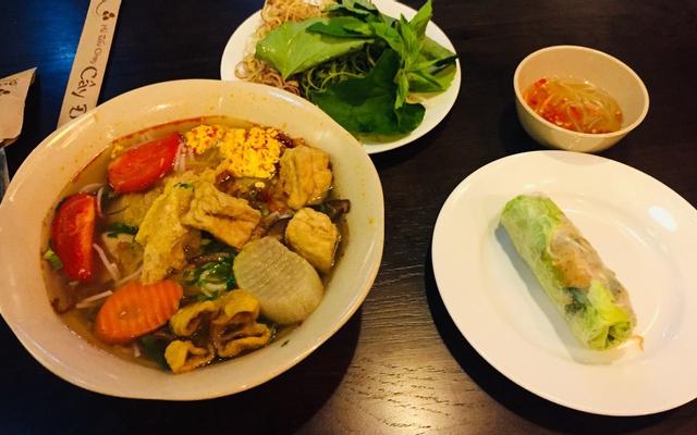 Hủ Tiếu Chay Cây Đề - Quang Trung