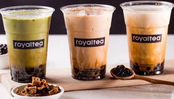 Royaltea - Trà Sữa Hồng Kông - Nguyễn Tư Giản