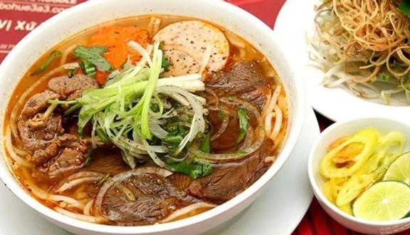 Bếp Huế Xì Phố - Bún Bò Huế - Chu Văn An