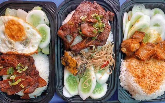 Cơm Tấm Anh Ba - Tạ Quang Bửu