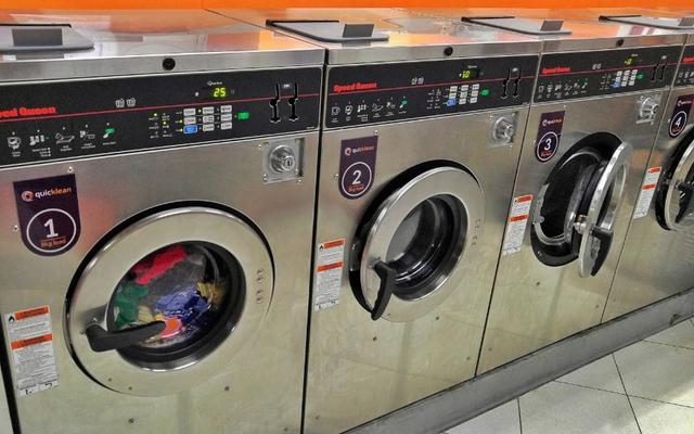 Giặt Sấy Nhi