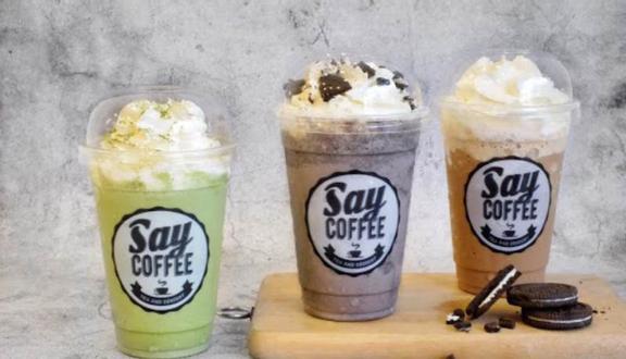 Say Coffee 24h - 307A Hồng Bàng