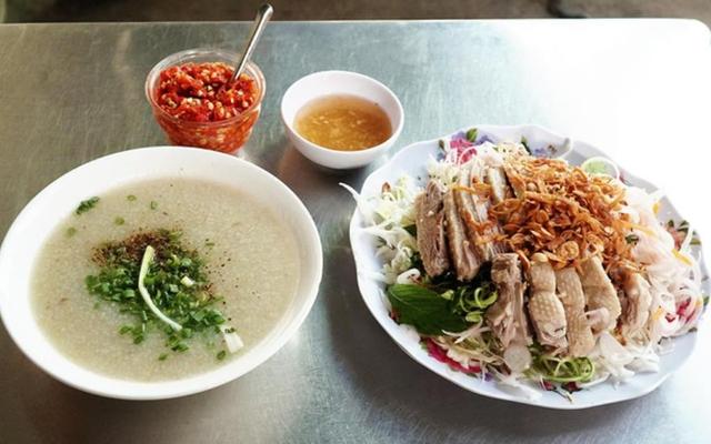 Cơm Bình Dân & Cháo Vịt Phan Rang - Chu Mạnh Trinh