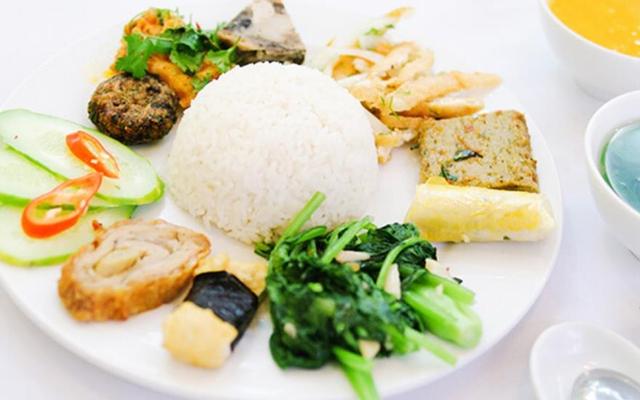 Quán Chay Thiện Tâm - Nguyễn Phúc Chu