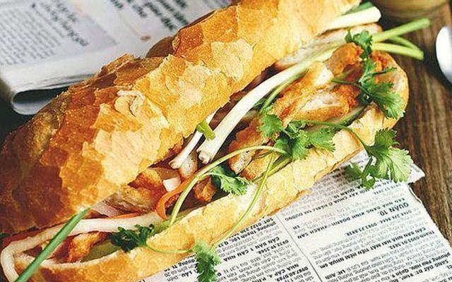 Tiệm Bánh Mì Cam - Lê Quý Đôn