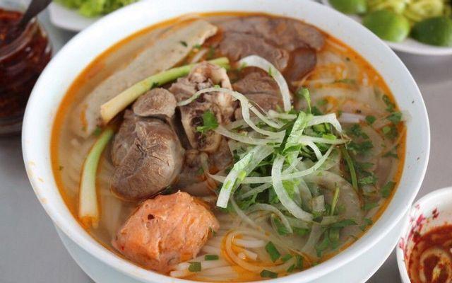 O Tú - Bún Bò Huế - Nguyễn Tri Phương
