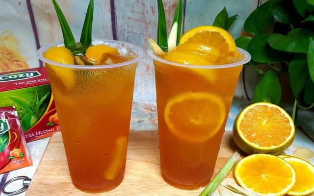 Cup Lemon Tea - Xuân Đỉnh