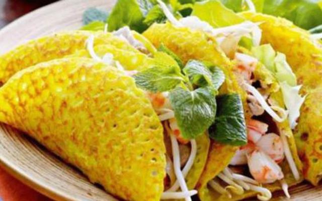 Bánh Xèo Bình Định - Tây Thạnh
