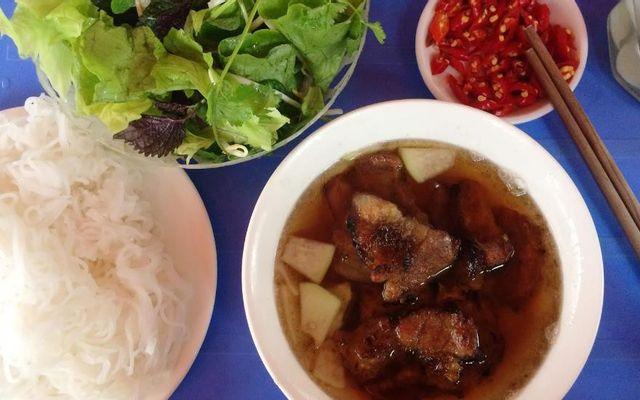 Bún Chả Duy Mạnh - Nguyễn Khang