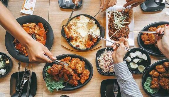 Papas' Chicken - Hàng Khay