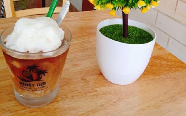 Nhiệt Đới - Kem Ý Gelato, Tea & Coffee