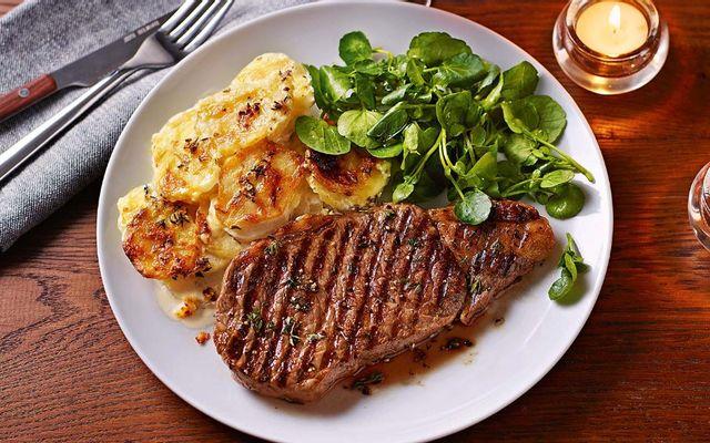 An Lam Steak
