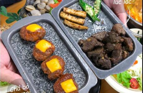 Lẩu Phan - Buffet Bò Úc - Giải Phóng