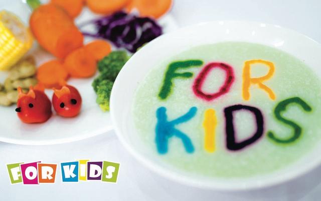Cháo Dinh Dưỡng For Kids Hội An